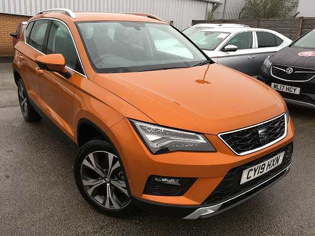 SEAT Ateca SUV 1.6TDI (115ps) SE Technology DSG 5-Door