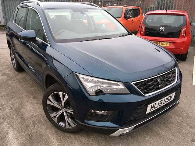 SEAT Ateca SUV 1.6TDI (115ps) SE Technology 5-Door