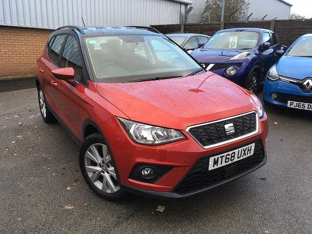 SEAT Arona 1.6 TDI (95ps) SE Technology SUV